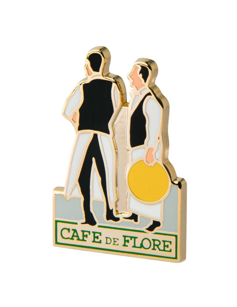 Pin's Café de Flore