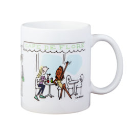 Mug Soledad Café de Flore